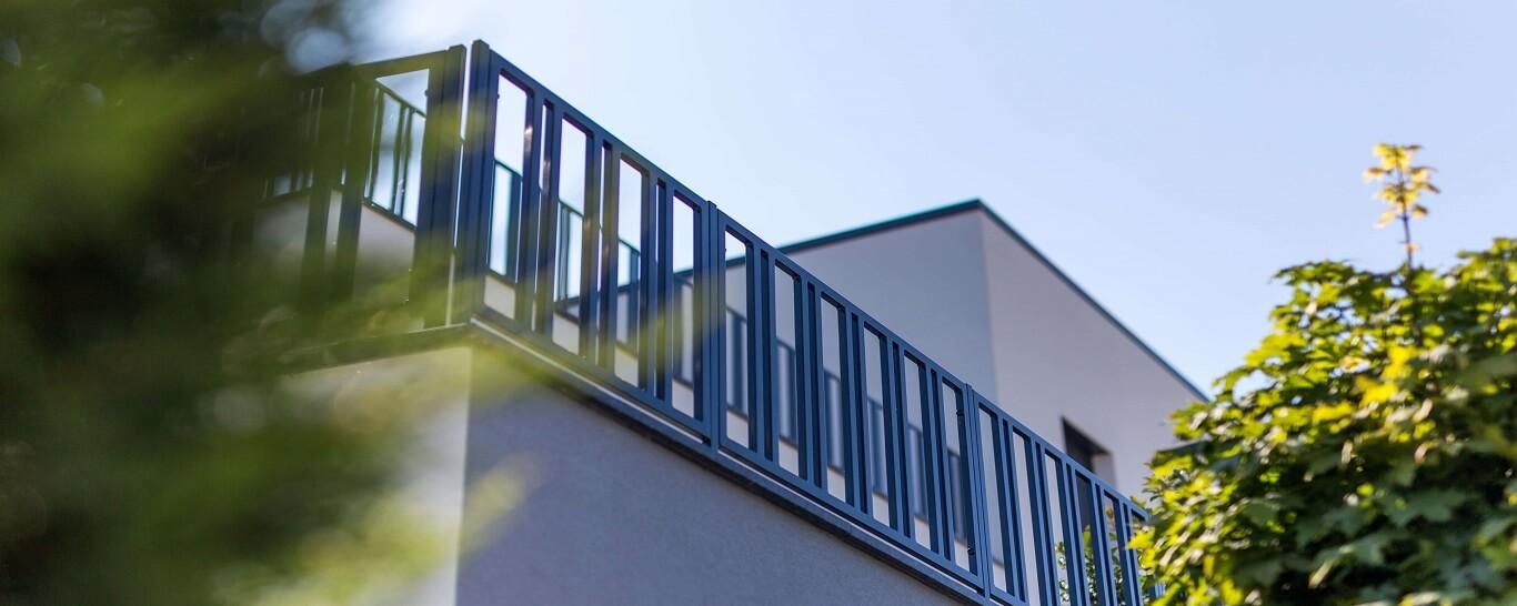 Balkonska ograda | Ograde Kočevar