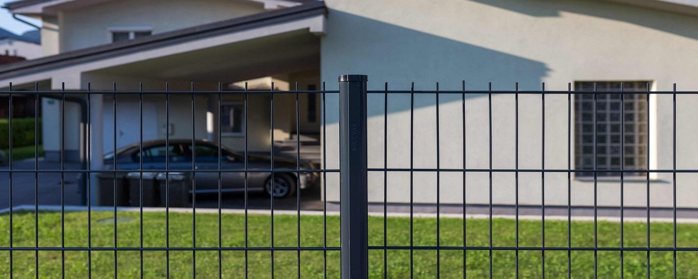Panelna ograda 2D | Ograde Kočevar