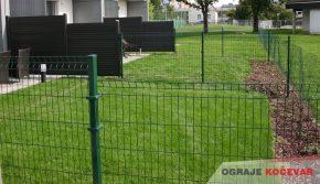 Panelna ograda 3D | Ograde Kočevar